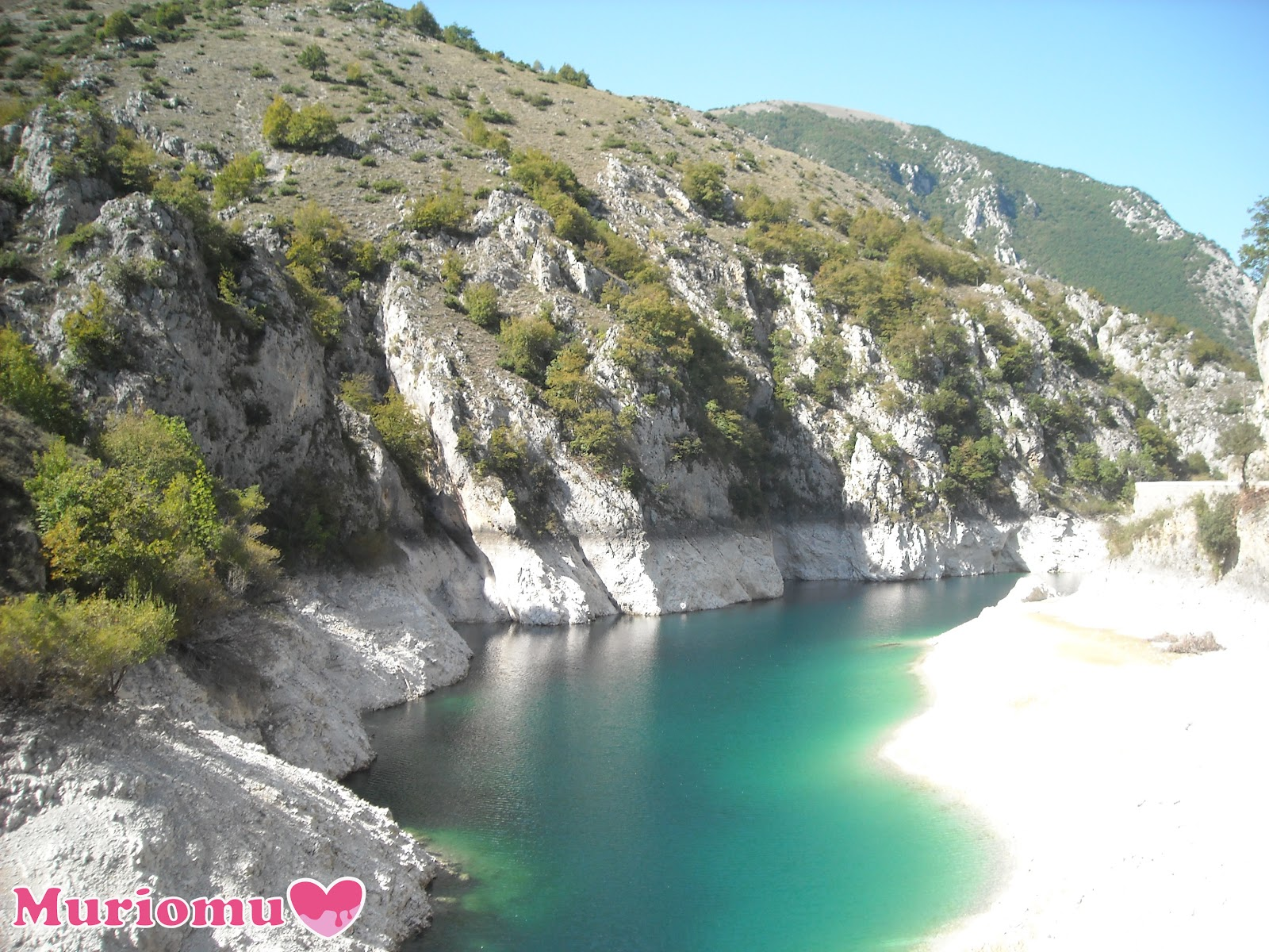 Il Meraviglioso Mondo di Muriomu: Gita in Abruzzo *-* Parte 1