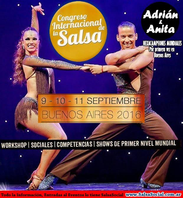 Congreso Internacional de la Salsa