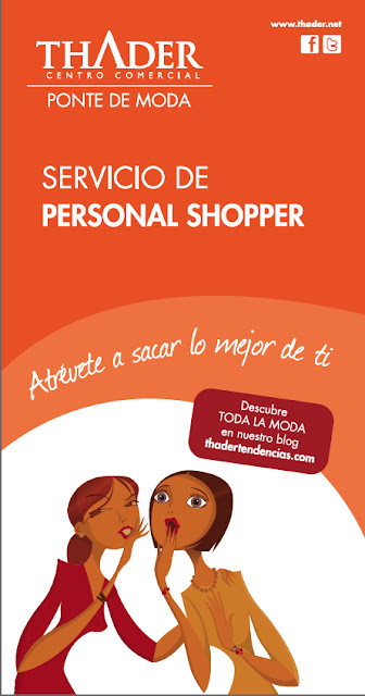 Flyer Personal Shopper