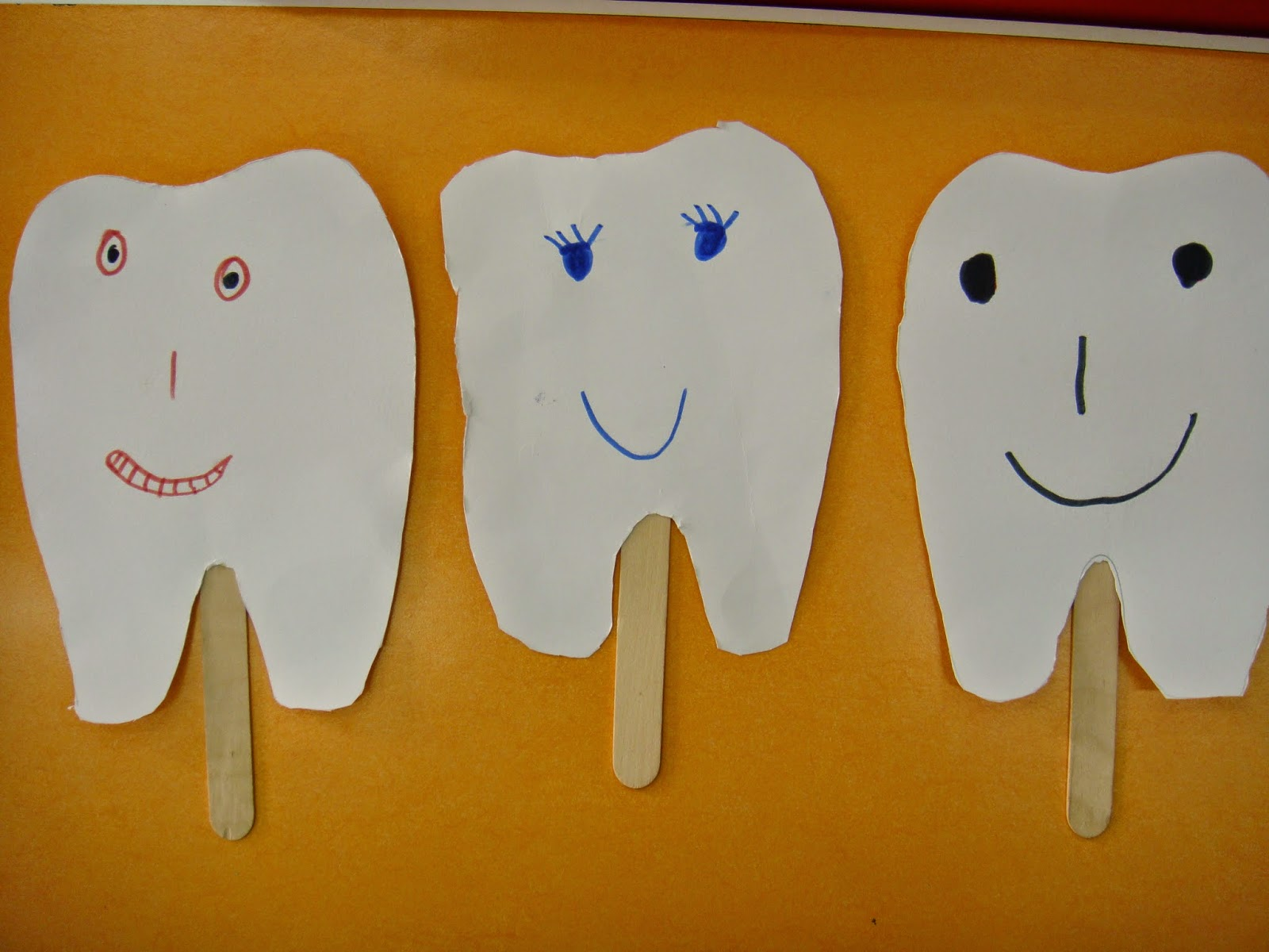 Dsc on dental health and teeth preschool activities lessons crafts