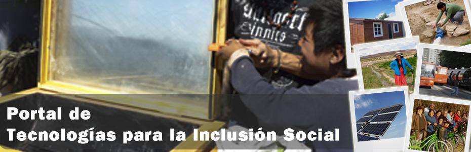 Portal de Tecnologías para la Inclusión Social