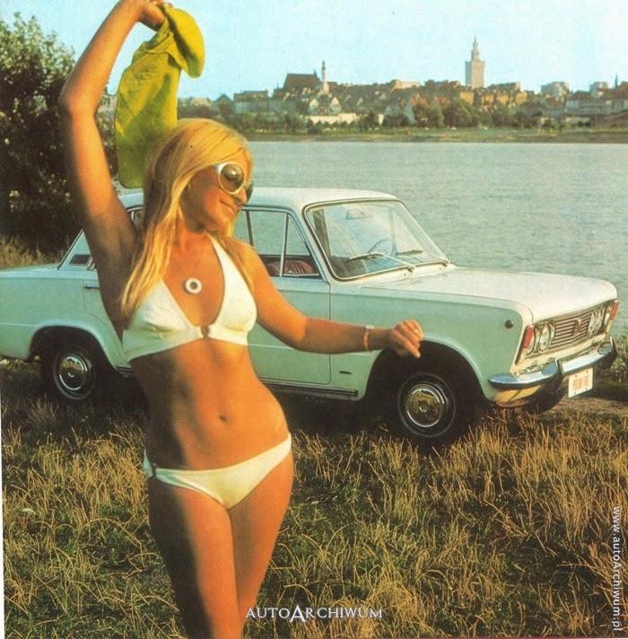 Автолегенды СССР и Соцстран №165 FIAT 125Р