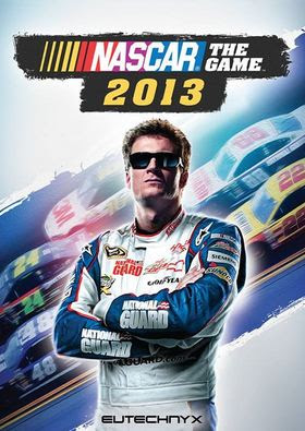 NASCAR The Game 2013 Cover