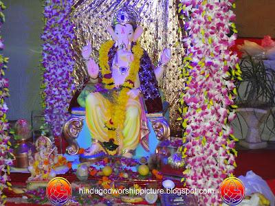 Ganesh Pictures Ganesh Chaturthi 2011, Near Ganesh Mandir, Palanpur Patia, Surat