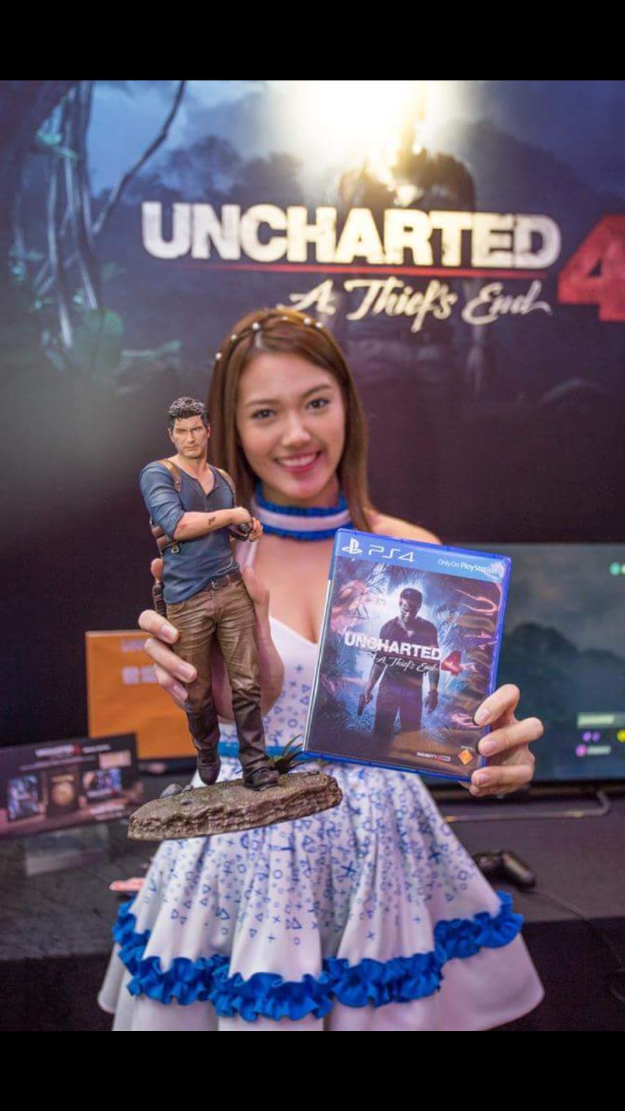Dr Jengo's World: Uncharted 4 Collector's Edition & Statue ...