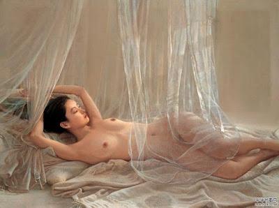 Desnudos Orientales Oleos