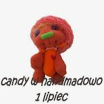 Candy w handmowo-zakończone