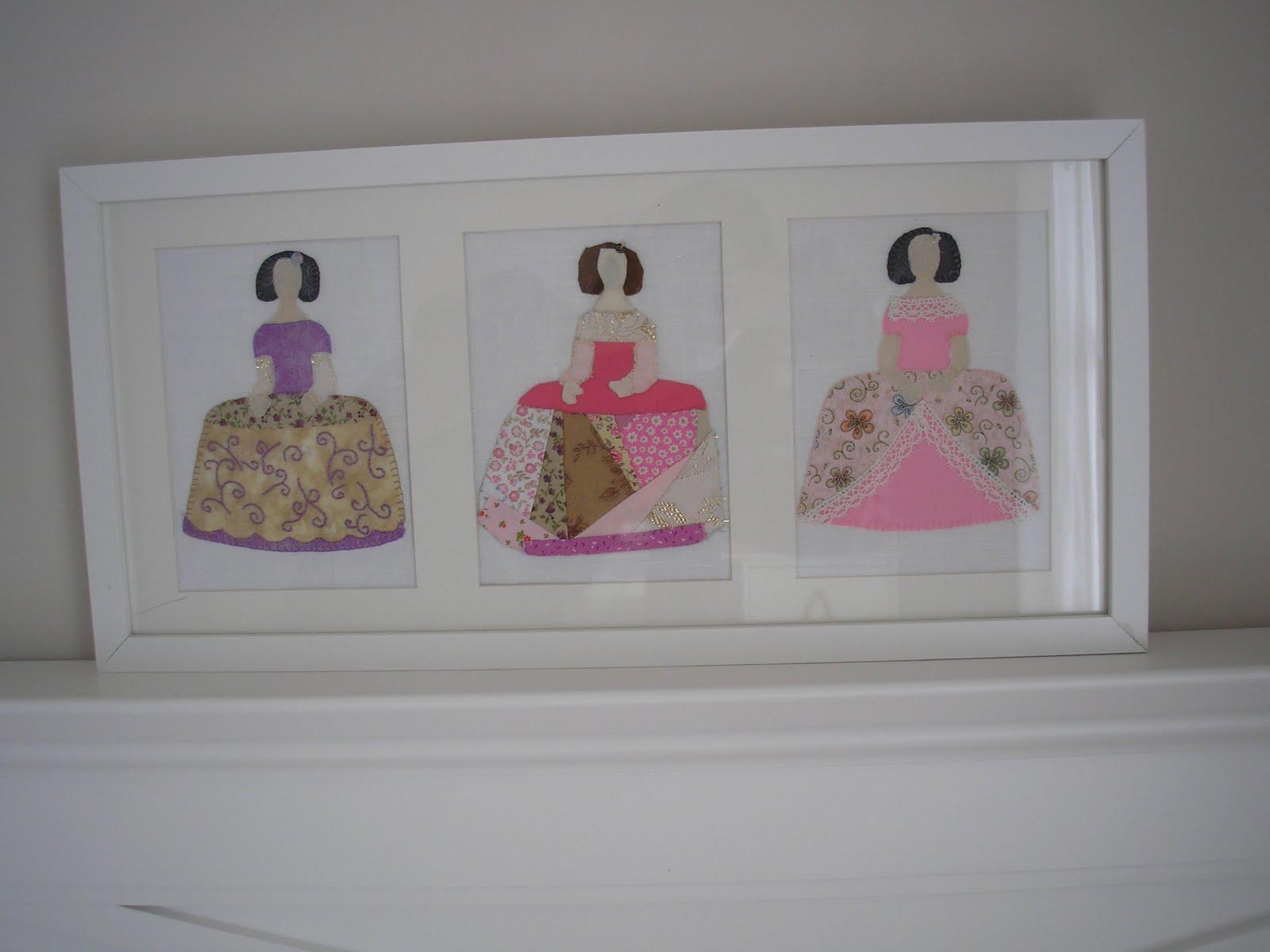 El costurero con duende mis meninas - Patchwork en casa patrones ...