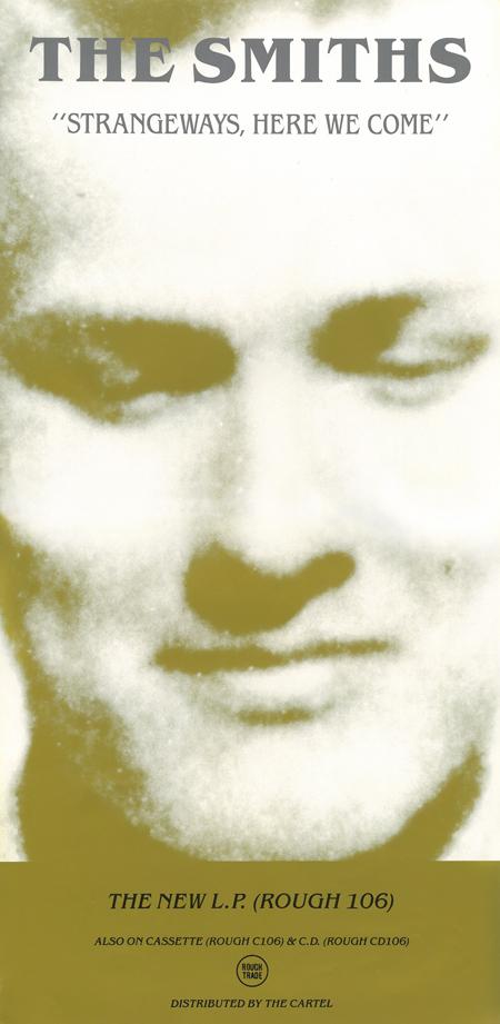 The Smyths Strangeways Tour Setlist
