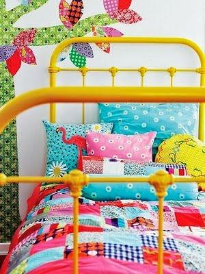 Amarillo en decoraci n infantil - Blog decoracion infantil ...