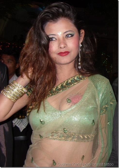 Let S Review More Of Sushma Karki Tattoo Credits