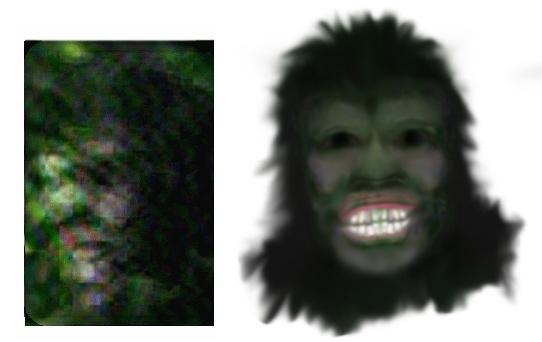 Sorry, that bigfoot facial expression video not know
