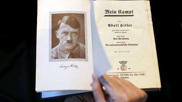 Kitab Suci Nazi Bebas Dijualbelikan Bulan ini