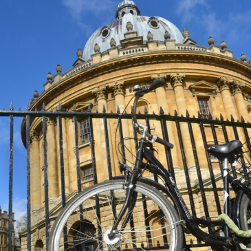 Some Things You Might Not Know About the Bodleian Library