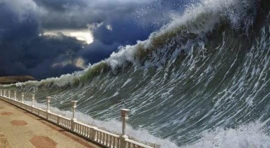 Gempa Bumi Tsunami Papua Nugini