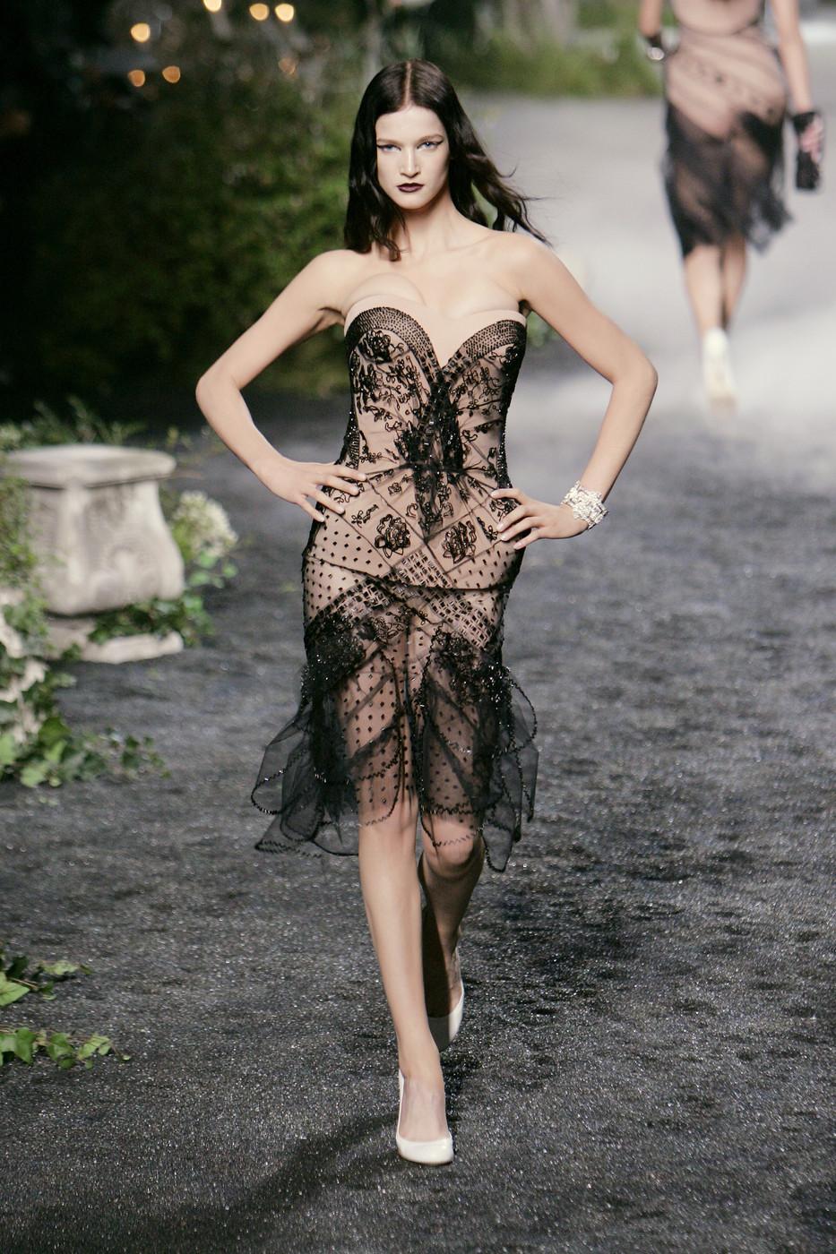 Christian Dior Haute Couture Fall/Winter 2005,