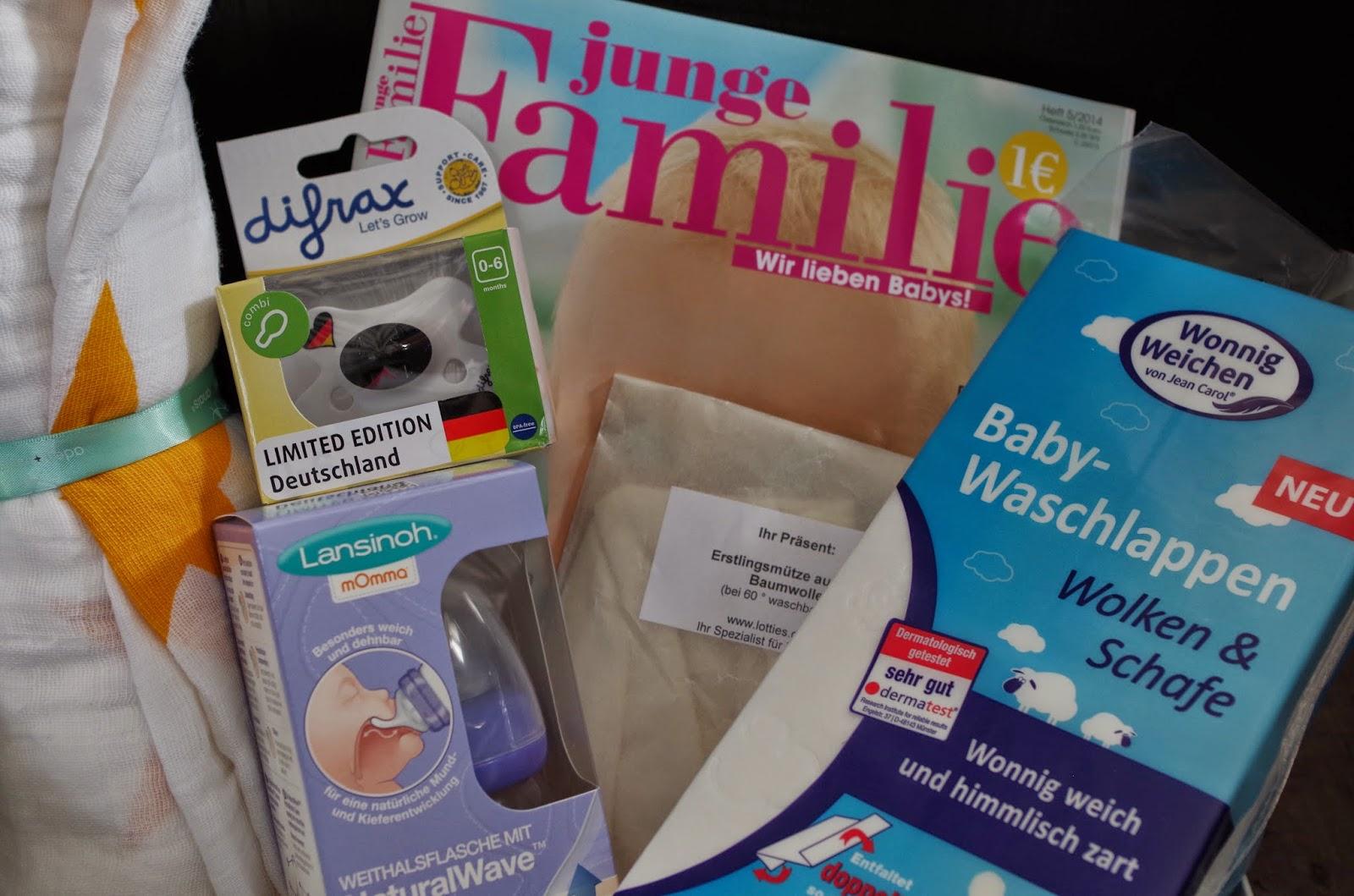 Überraschung, Box, Baby, Schwangerschaft