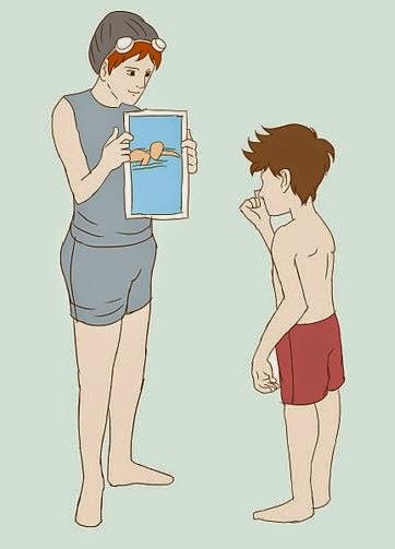 Плавание аутизм