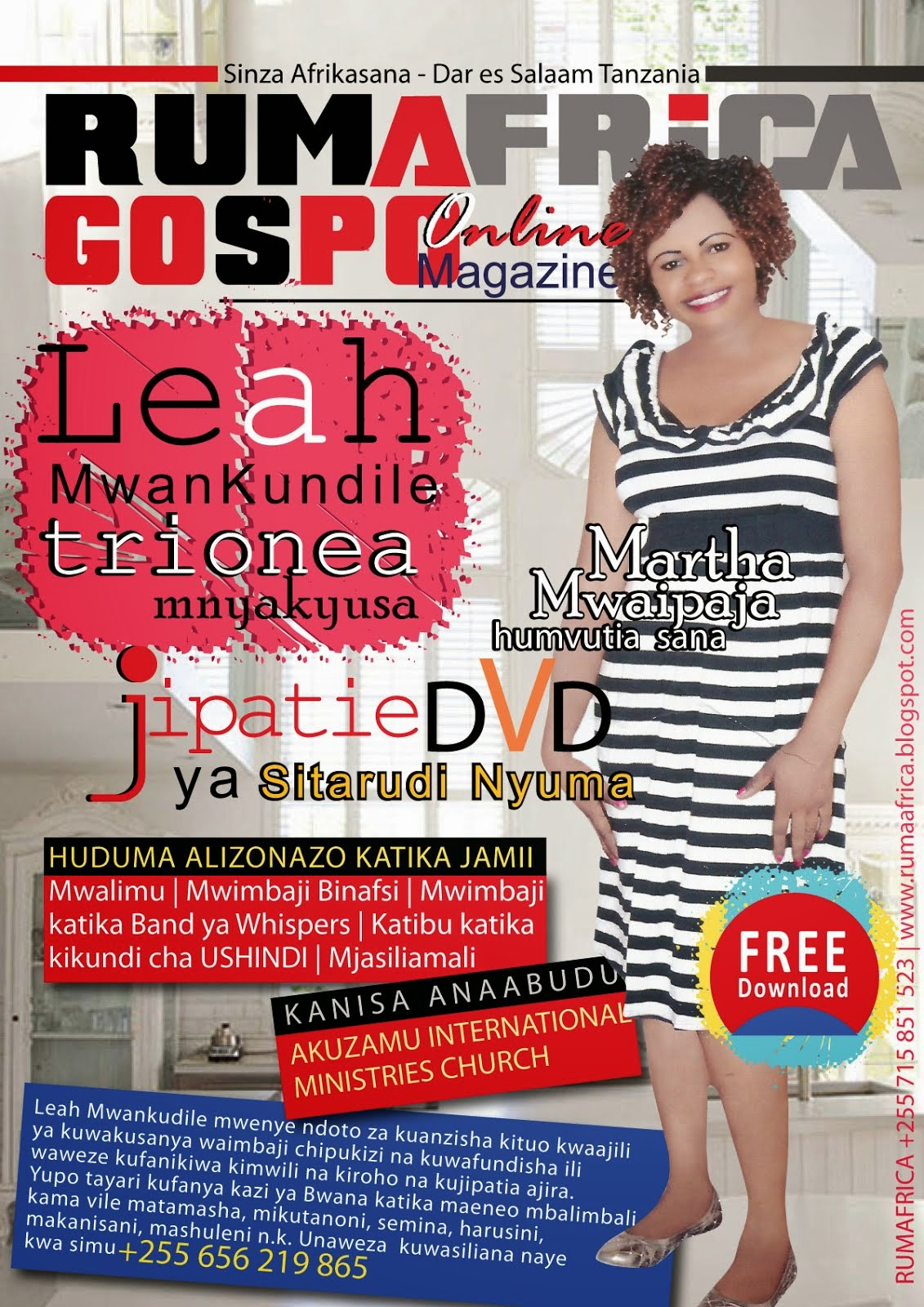 LEAH MWANKUNDILE AMEACHIA VIDEO YAKE YOUTUBE