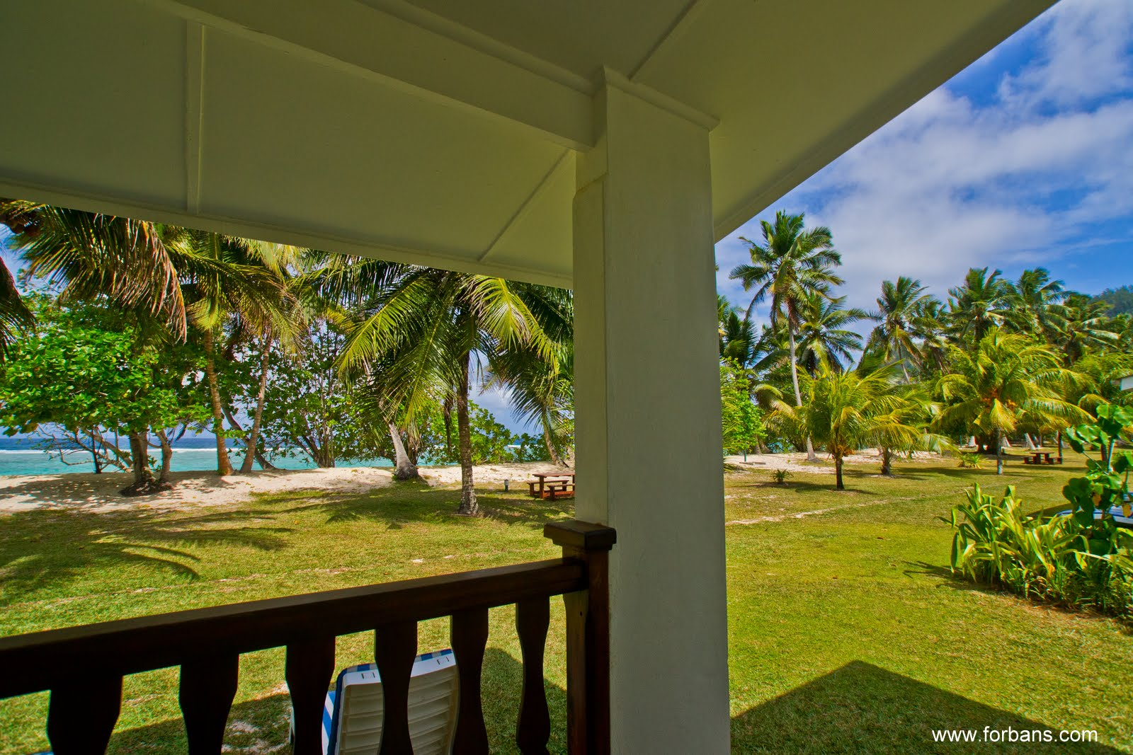 Seychelles self catering on the beach for Villa jardin seychelles