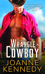 How to Wrangle a Cowboy (Cowboys of Decker Ranch #3)