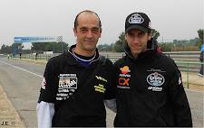 Con Alex Rins