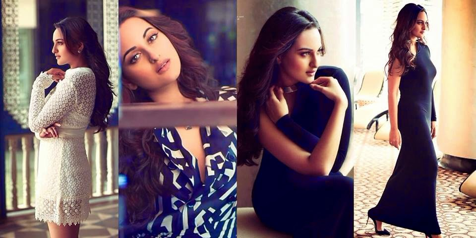 Sonakshi Sinha in different mood