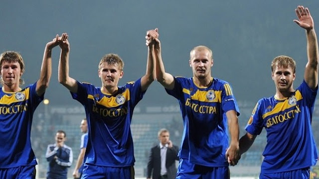 Kèo thơm chính xác BATE Borisov vs FK Vitebsk