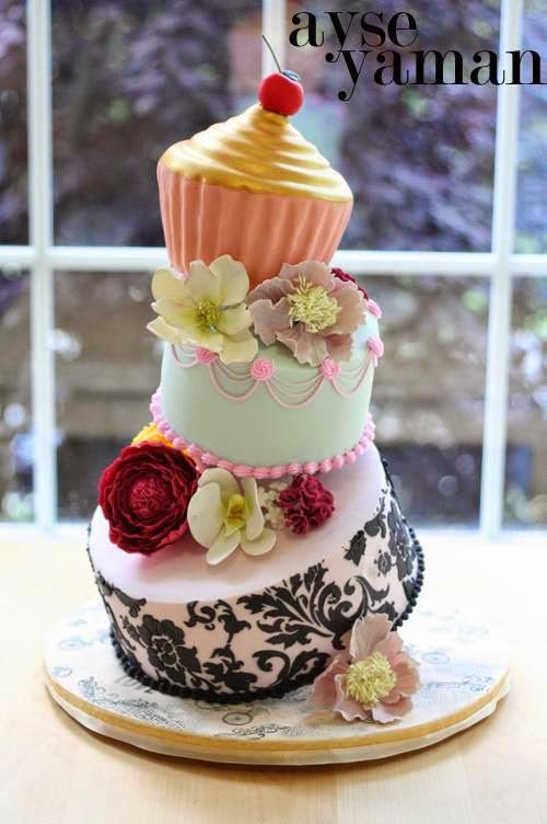 Ileri Seviye Pasta Kursu bilgi icin sekerdencicekler@gmail.com