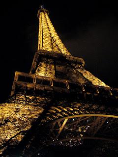 Notturno, Torre Eiffel
