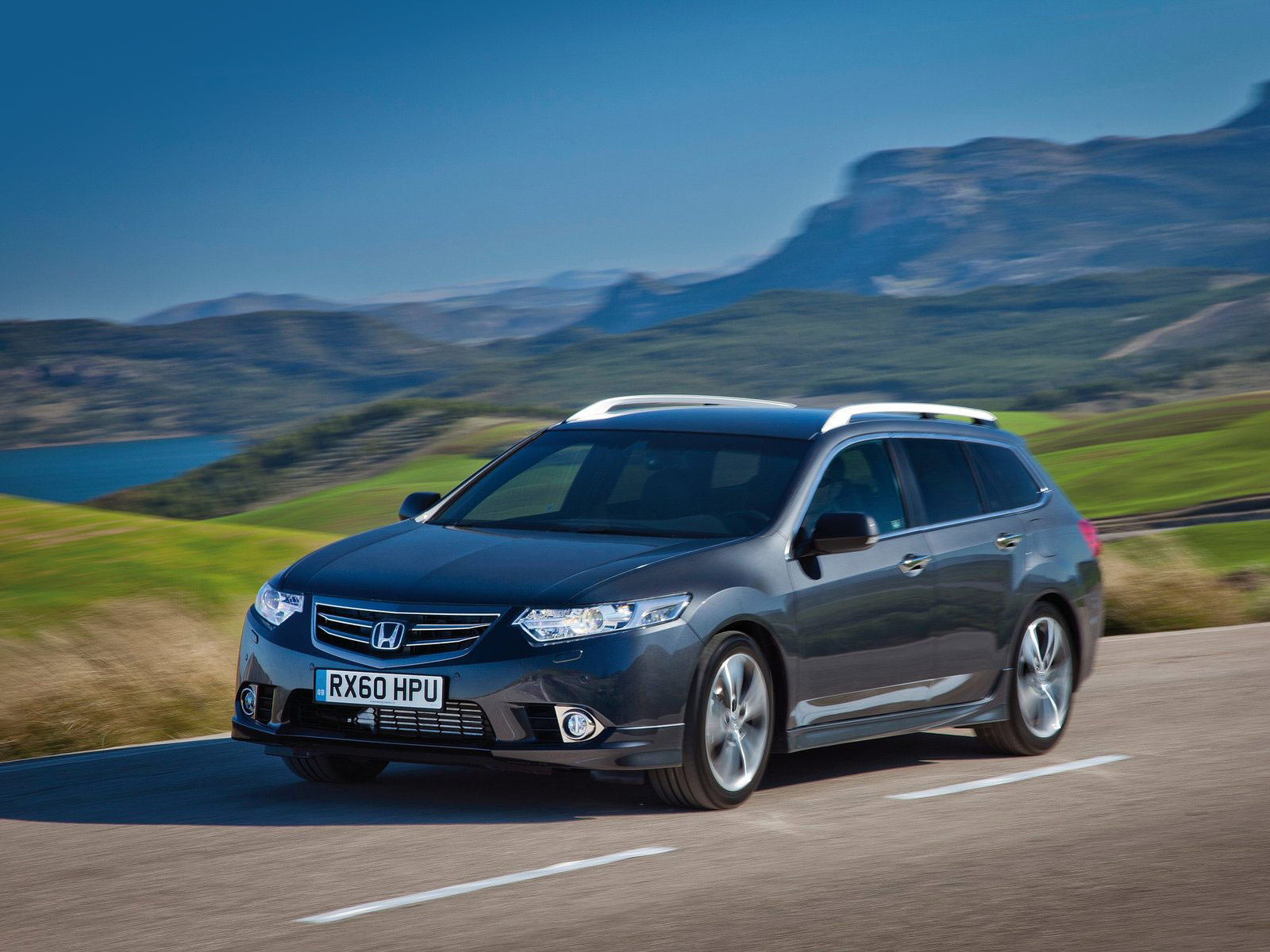 The Revised Honda Accord Sedan And Tourer Models Made Their Debut At The  2011 Geneva ...