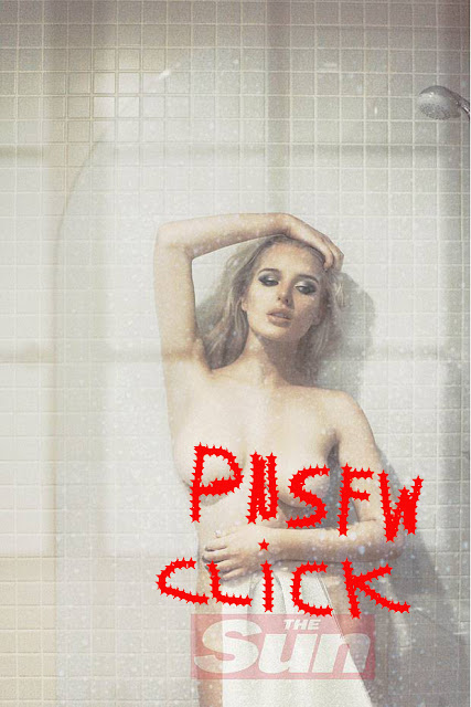 Topless de Helen Flanagan