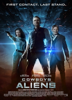 Download Baixar Filme Cowboys & Aliens   Dublado
