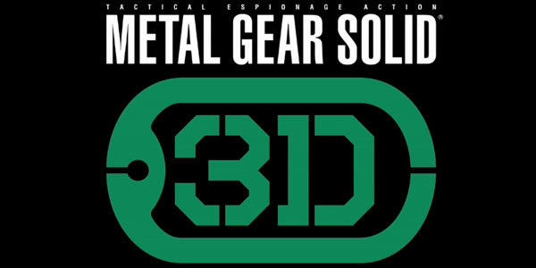 Metal Gear Solid 3DS Review