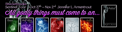 Blog Tour Promo + Giveaway: Half Blood by Jennifer L. Armentrout