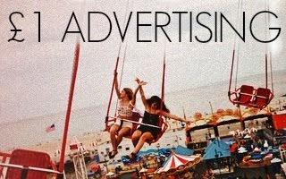 £1 ADVERTISING