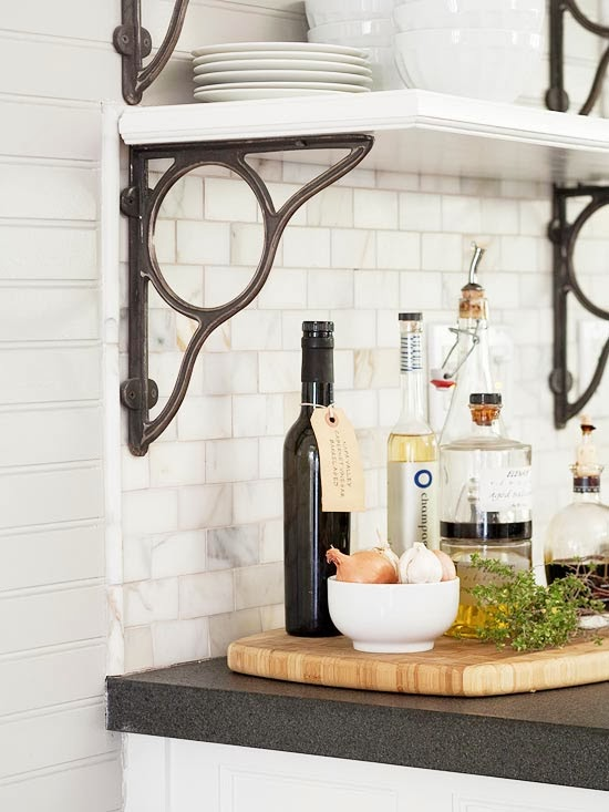 Modern furniture 2014 smart storage solutions for small for Small kitchen solutions design