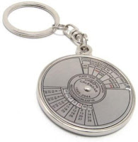 Buy Retina 50 Year Key Chain at Rs.149 : Buytoearn