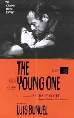 La Joven (The Young One)(Luis Buñuel)(1960)Película, Movie, Sinopsis, Crítica, Ficha Técnica, Poster,