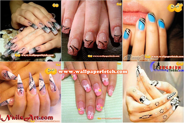 Fetch Wallpapers 25 Beautiful Nail Designs
