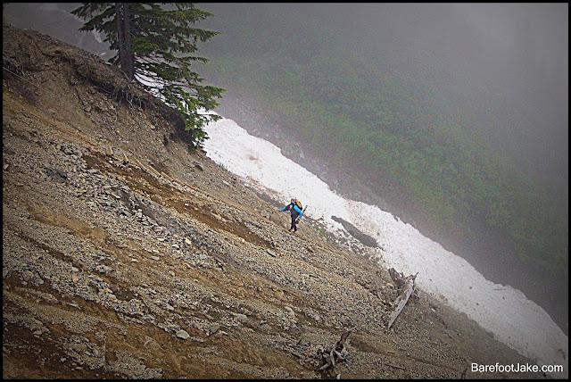 landslide glacier meadows