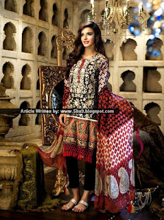 Khaadi Eid Lawn Collection 2015