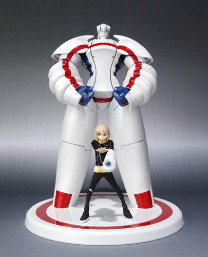 Robot Damashii Heroman