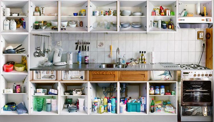 Desmembrando a cozinha projeto organizar sem for Ordenadores para cocina