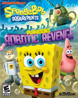 SpongeBob SquarePants Plankton Robotic Revenge