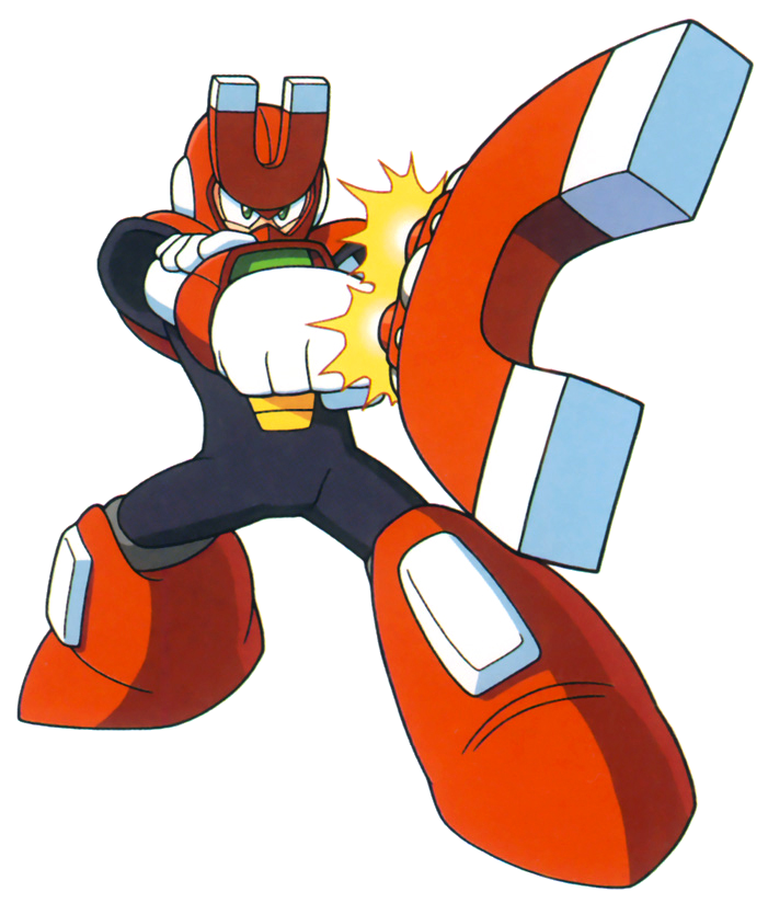 GAMING ROCKS ON: We're the Robots: My 25 Fav Robot Masters