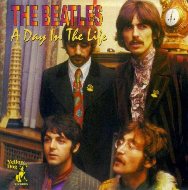 "Las mejores 500 canciones según NME: #17 The Beatles – ""A Day in the Life"""