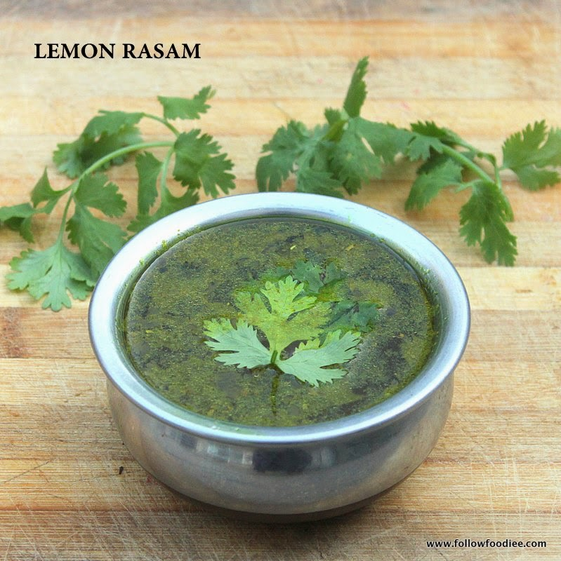 LEMON RASAM | LEMON SOUP | HOW TO MAKE LEMON RASAM