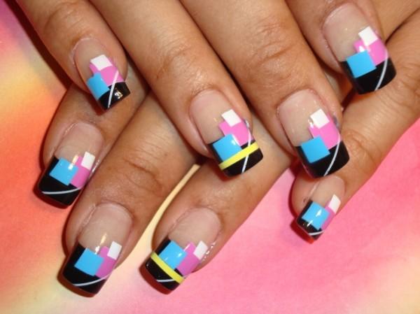 felice' unique nail art