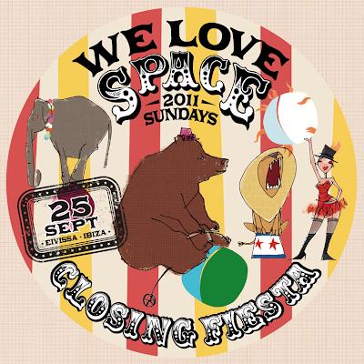 We Love... Space, clothing fiesta